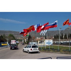 Ival alla Fiera di Mostar
