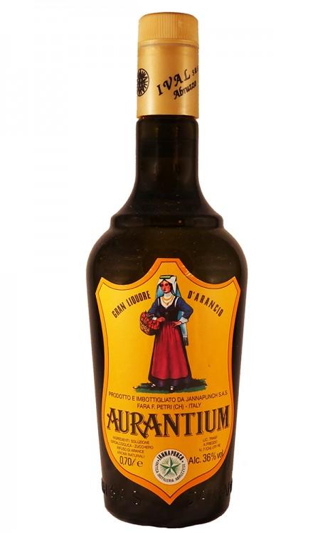 Aurantium liquore all'arancio