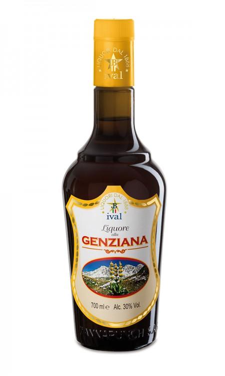 Genziana liquore d'Abruzzo 0,7L