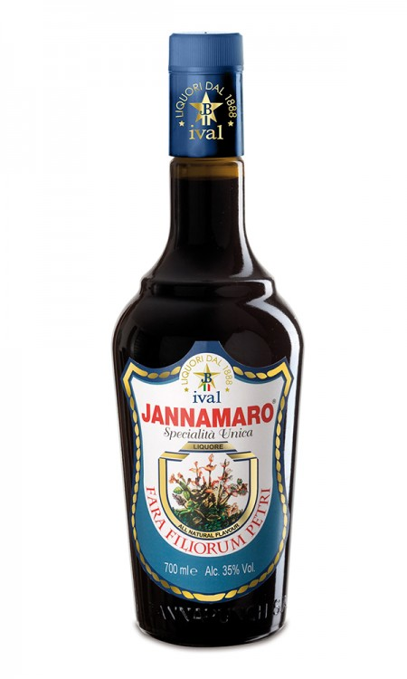 Jannamaro bottiglia classica 0,7L Ival