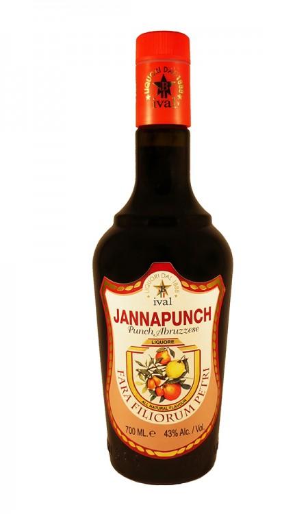 Jannapunch bottiglia classica 0,7L